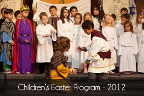 Children's Easter Program - 2012
