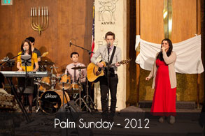 Palm Sunday - 2012